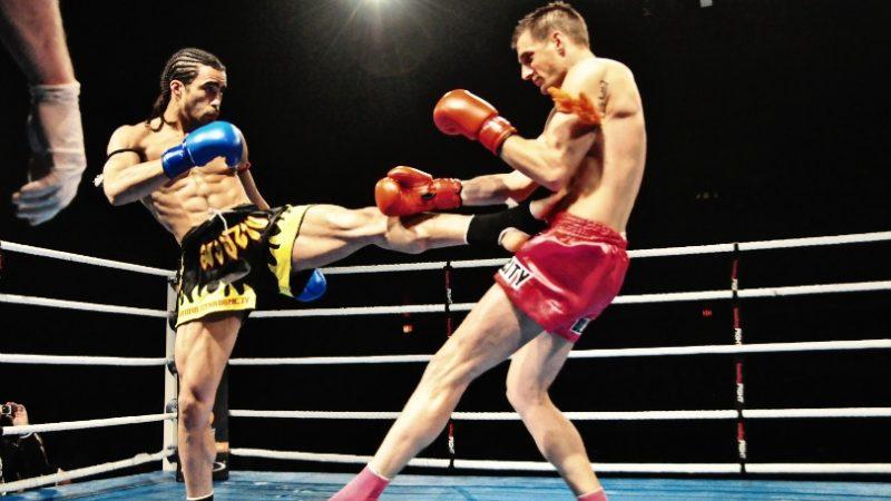 Muay Thai Kicking Drills