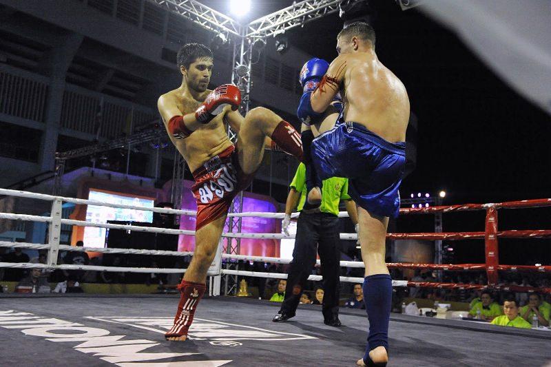 Muay Thai Footwork Drills