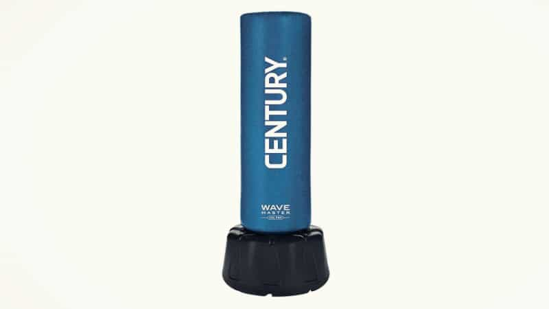 Blue Free Standing Punching Bag